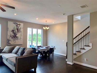 Houston Single Family Home For Sale: 2418 Emancipation Avenue