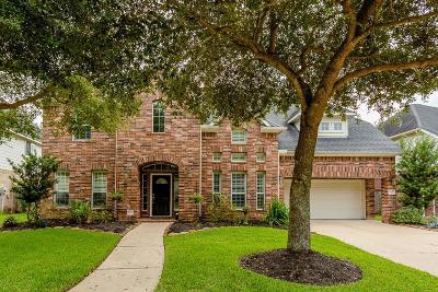 Sugar Land Single Family Home For Sale: 13615 Laurel Terrace Lane