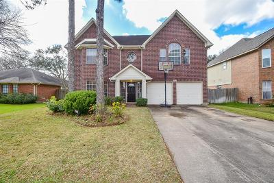 Fort Bend County Single Family Home For Sale: 16350 Ginger Run Way