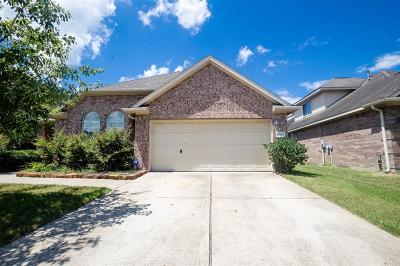Kingwood Single Family Home For Sale: 21615 Kings Bend