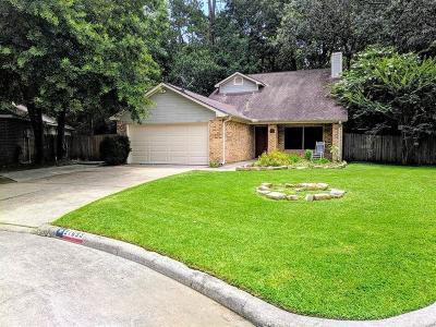 Porter Single Family Home Option Pending: 21693 Tan Oak Court