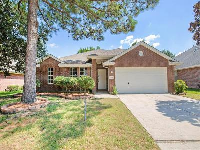 Tomball Single Family Home For Sale: 12239 Cypress Shores Drive