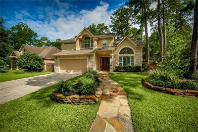 The Woodlands Single Family Home For Sale: 26 Lucky Leaf Court