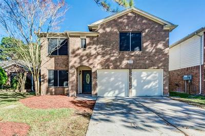 Tomball Single Family Home For Sale: 19226 Wading River Drive