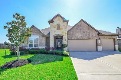 Rosenberg Single Family Home For Sale: 1107 Wheatfield Court