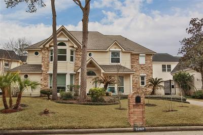 Houston Single Family Home For Sale: 3207 Rustling Moss Drive