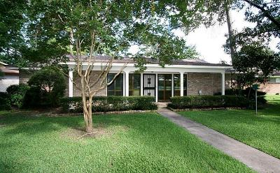 Houston Single Family Home For Sale: 24 Champions Colony