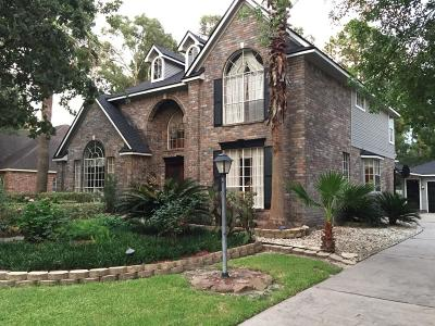 Spring Single Family Home For Sale: 7 Gate Hill