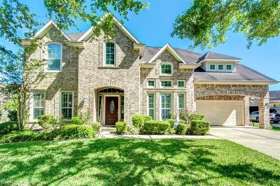 Missouri City Single Family Home For Sale: 3414 Lily Pond Court