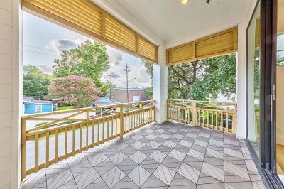 Houston Condo/Townhouse For Sale: 2714 Harvard