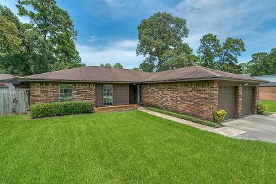 Spring Single Family Home For Sale: 2319 Smoke Rock Drive