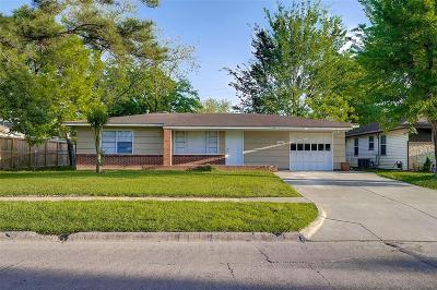 Pasadena Single Family Home For Sale: 1212 Fresa Road
