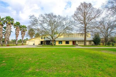 Cypress Single Family Home For Sale: 18330 Mueschke Road
