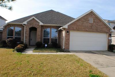 Rosenberg Single Family Home For Sale: 9018 Bonbrook Bend Lane