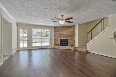 Harris County Single Family Home For Sale: 4034 Cypress Hill Drive