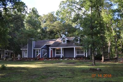 Willis Single Family Home For Sale: 5752 Woodland Lakes Drive