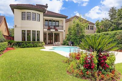 Bellaire Single Family Home For Sale: 4920 Bellaire Boulevard