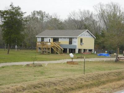 Alvin Single Family Home For Sale: 1840 County Road 192