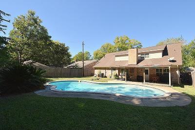 Houston Single Family Home For Sale: 12323 Brandywyne Drive