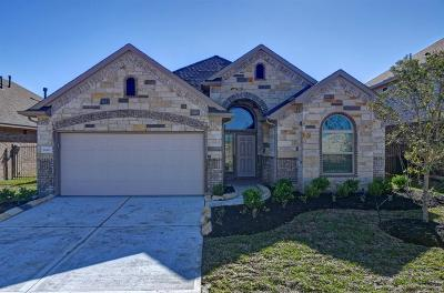 Katy Single Family Home For Sale: 24311 Marcello Lakes