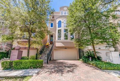 Houston TX Single Family Home For Sale: $775,000