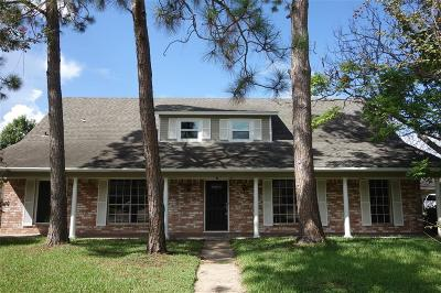 Seabrook Single Family Home For Sale: 4351 Parkmead Drive