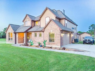 Santa Fe Single Family Home For Sale: 5403 Avenue T