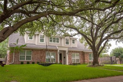 Briargrove Park Single Family Home For Sale: 10123 Briar Rose Drive