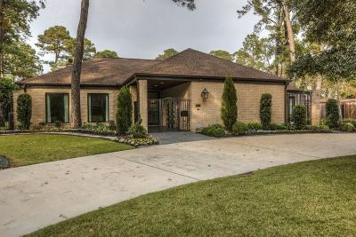 Harris County Single Family Home For Sale: 11926 N Durrette Drive