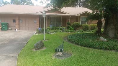 Houston Single Family Home For Sale: 10310 Blades Street