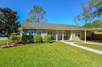 Liberty Single Family Home For Sale: 1109 N Travis Street