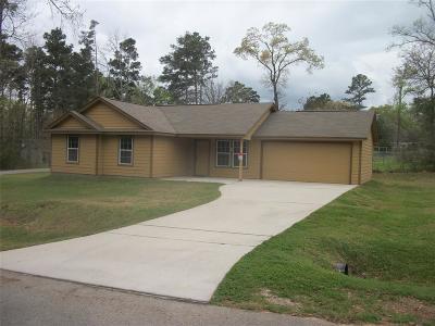 Conroe Single Family Home For Sale: 10699 Royal York Drive