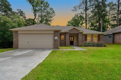 Conroe Single Family Home For Sale: 216 Deep Dale Ln