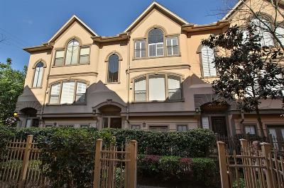 Braeswood Condo/Townhouse For Sale: 2430 Dorrington #C