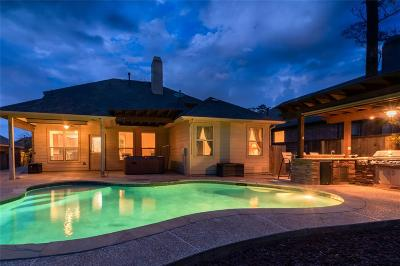 Tomball Single Family Home For Sale: 15 Hearthwick Road