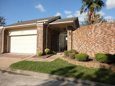 Houston TX Single Family Home Option Pending: $199,900