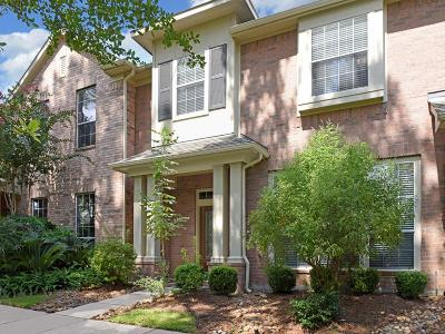 The Woodlands Condo/Townhouse For Sale: 34 Aria Lane