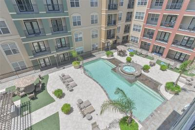 Harris County Mid/High-Rise For Sale: 1711 Old Spanish Trail #444