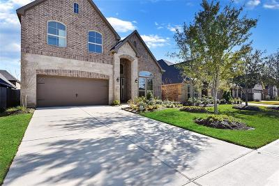 Katy Single Family Home For Sale: 2151 Blossomcrown Drive