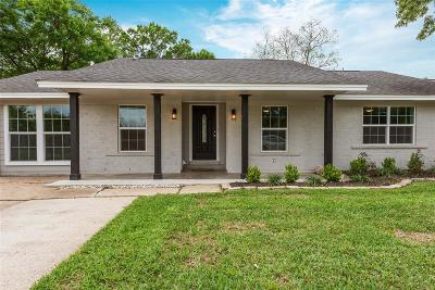 Channelview Single Family Home For Sale: 739 Overbluff Street