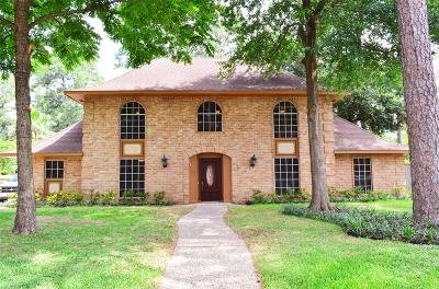 Houston Single Family Home For Sale: 10906 Archmont Drive