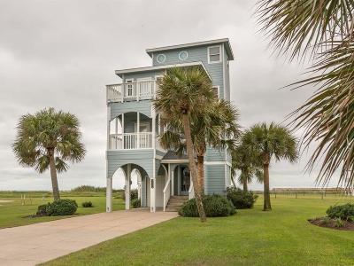 Galveston Single Family Home For Sale: 25334 Intrepid Lane