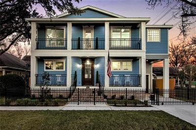 Houston Heights Single Family Home For Sale: 904 Allston Street