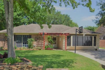 Willis Single Family Home For Sale: 12632 Hackberry Drive