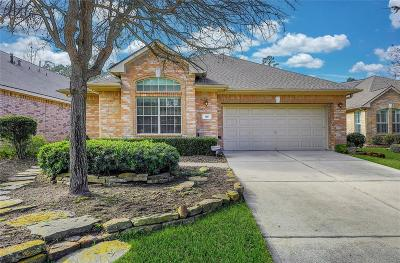 Conroe Single Family Home For Sale: 118 N Country Gate Circle