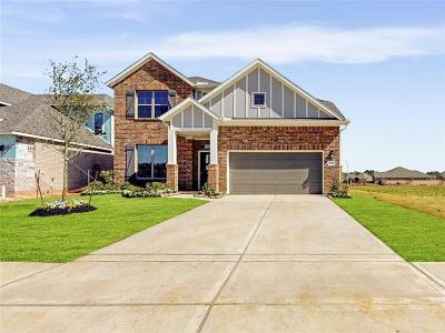 Tomball Single Family Home For Sale: 21822 Rose Maris Lane