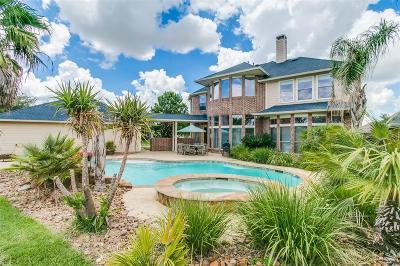 Katy Single Family Home For Sale: 9323 Rainbluff Lane