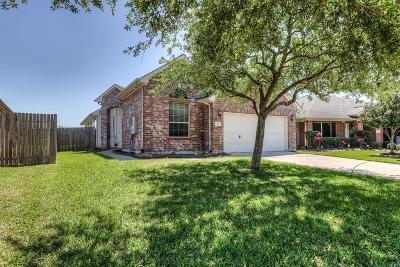 Dickinson Single Family Home For Sale: 107 Glade Bridge Court