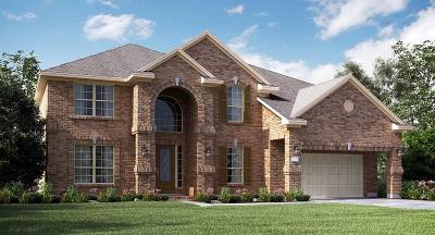 Rosharon Single Family Home For Sale: 13803 Village Glen Lane