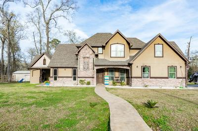 Crosby Single Family Home For Sale: 20803 Squaw Valley Trail